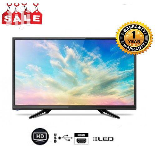 "Goldy 19"" HD Ready, USB, VGA Ports LED TV – Multi-color"