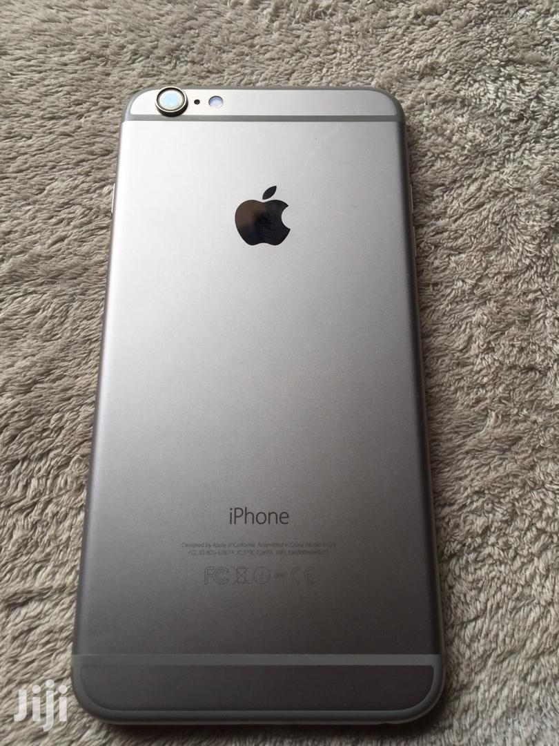 Apple iPhone 6 Plus 64 GB Gray
