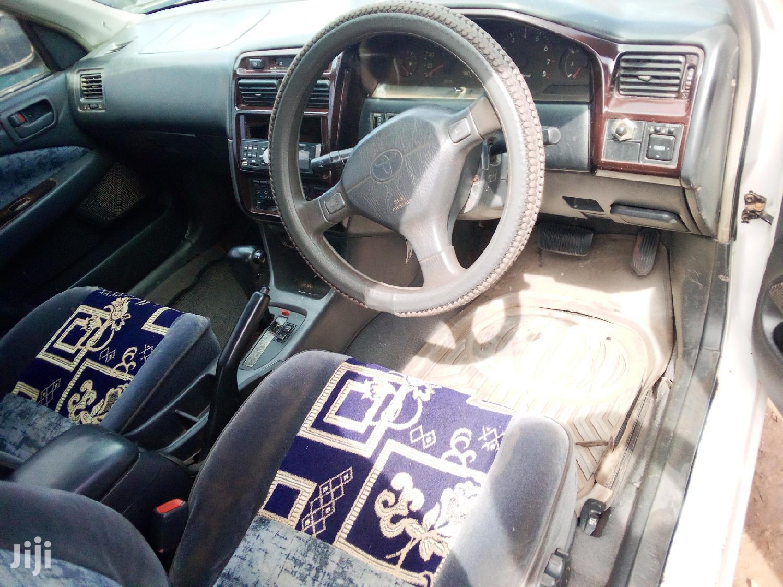 Archive: Toyota Premio 1996 Silver