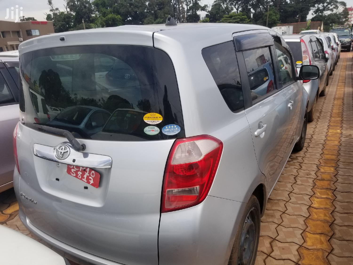 Toyota Ractis 2006 Silver | Cars for sale in Kampala, Central Region, Uganda