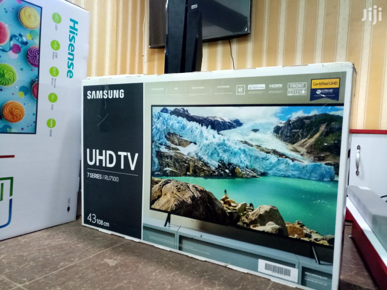 Archive: New Samsung Ru7300 Smart 4K Digital Flat Screen TV 43 Inches