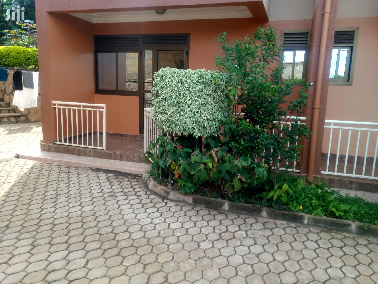 Kyambogo Two Bedrooms Duplex House for Rent