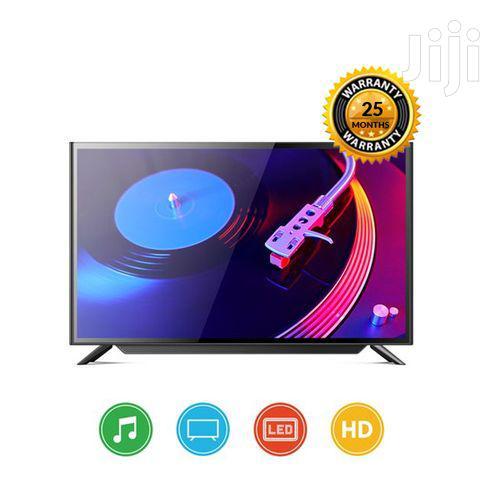 Mewe- 39 Inch HD Digital LED TV - Black