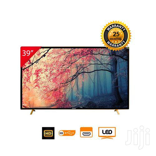Mewe- 39 Inch HD Digital LED TV - Black   TV & DVD Equipment for sale in Kampala, Central Region, Uganda