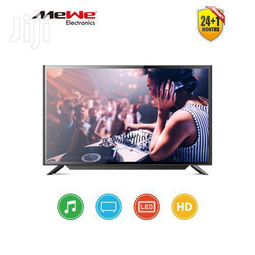 Mewe - 43 Inch HD Digital LED TV - Black | TV & DVD Equipment for sale in Kampala, Central Region, Uganda