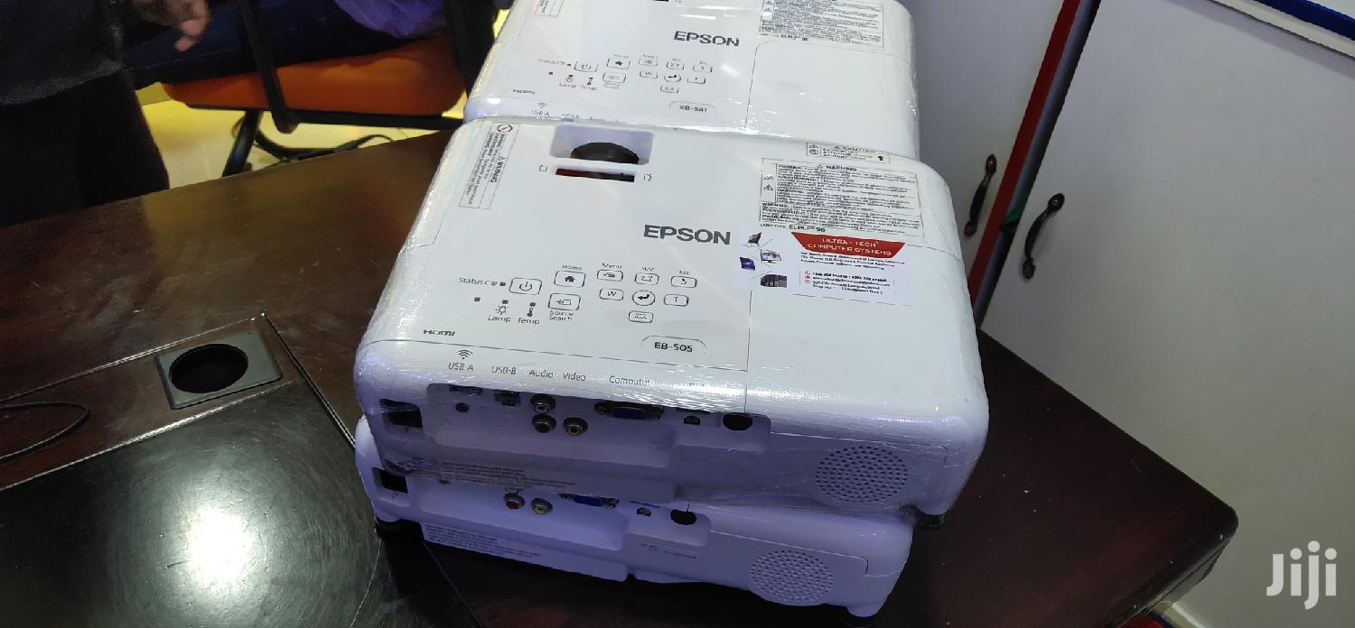 EPSON Projectors Available | TV & DVD Equipment for sale in Kampala, Central Region, Uganda