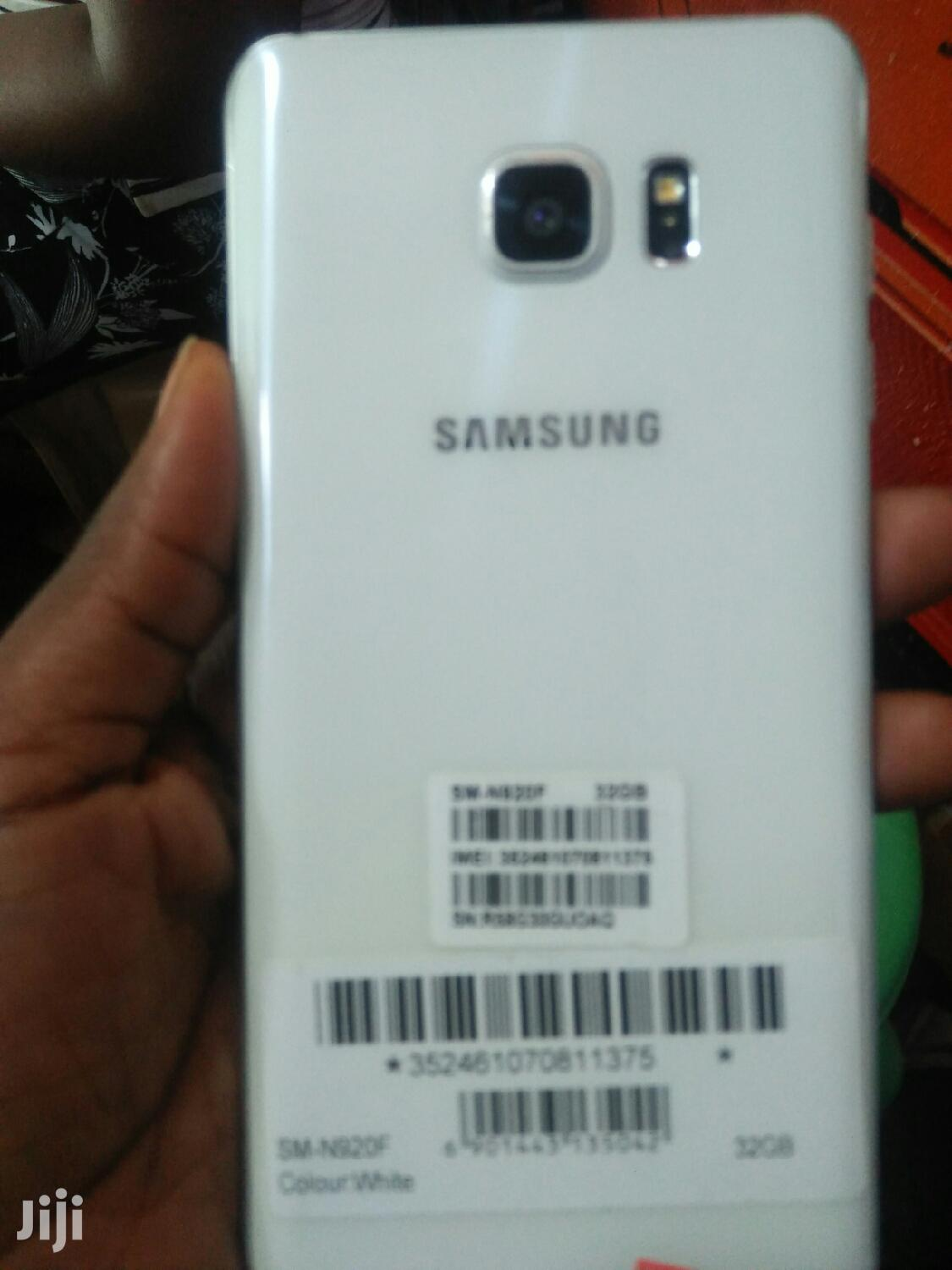 Archive: New Samsung Galaxy Note 5 32 GB White
