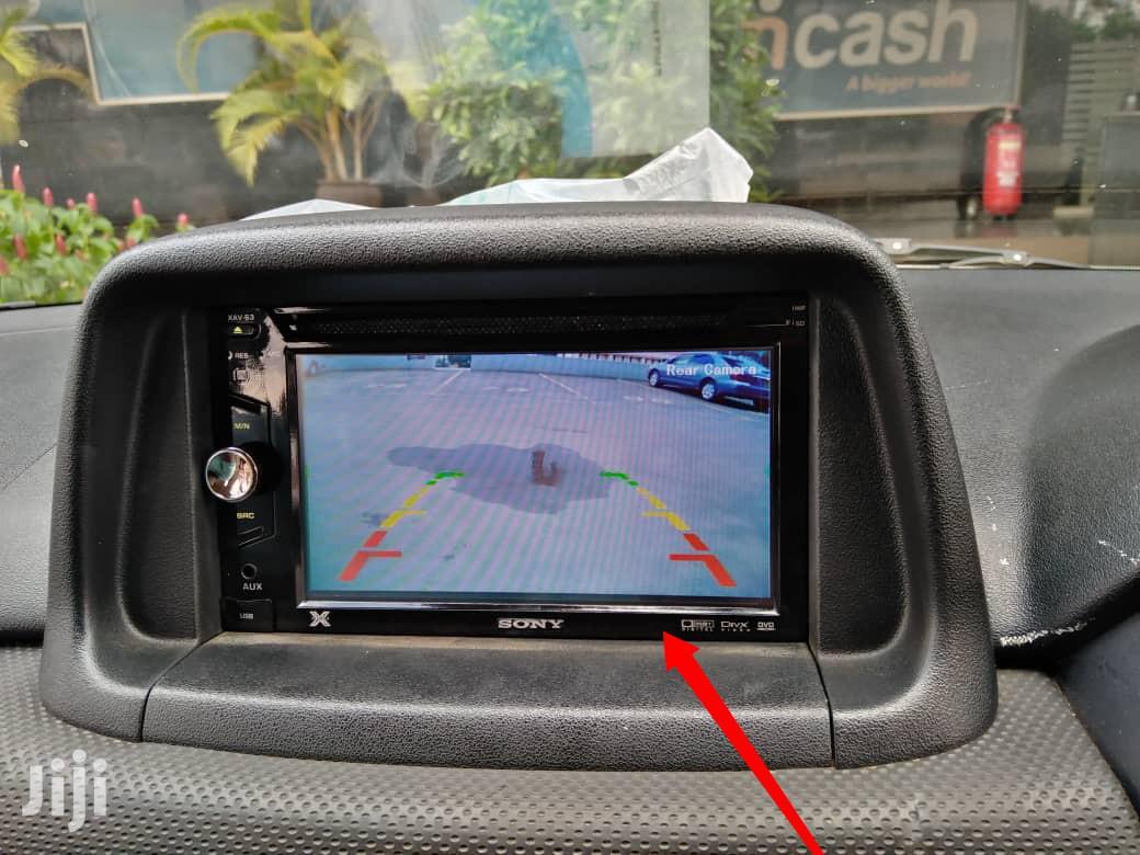 Subaru Double Din Car Radio