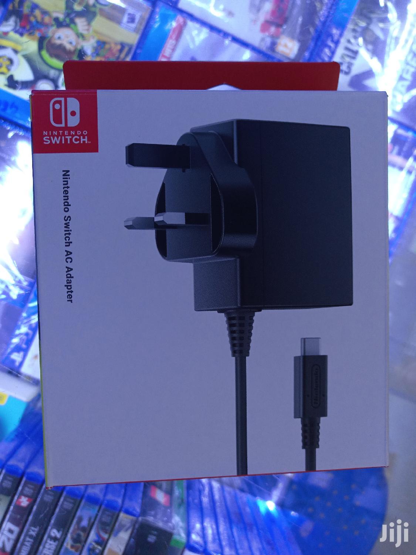 Original Nintendo Switch Adapter