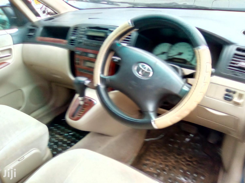 Archive: Toyota Spacio 2001 Blue