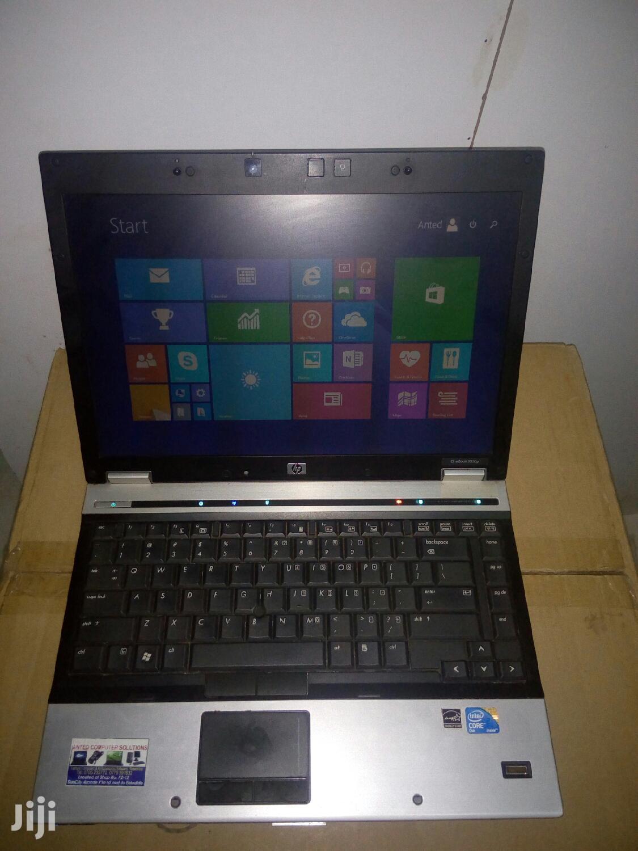 Archive: Laptop HP EliteBook 6930P 2GB Intel Core 2 Quad HDD 160GB