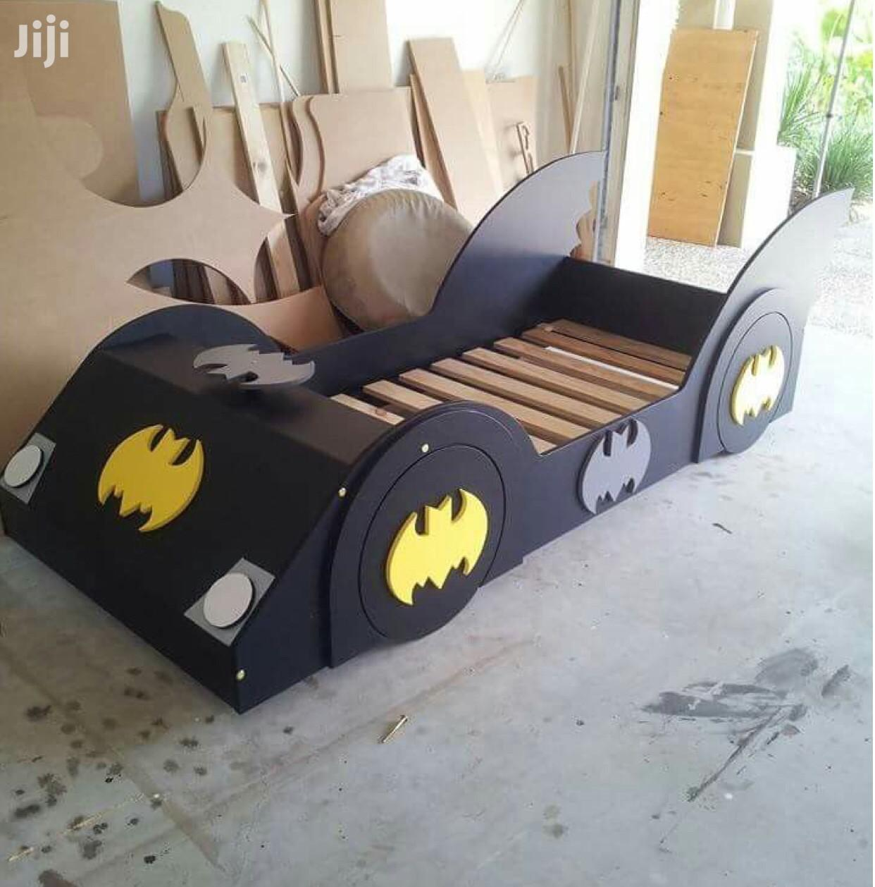 Baby Crib (Bat Man Bed)