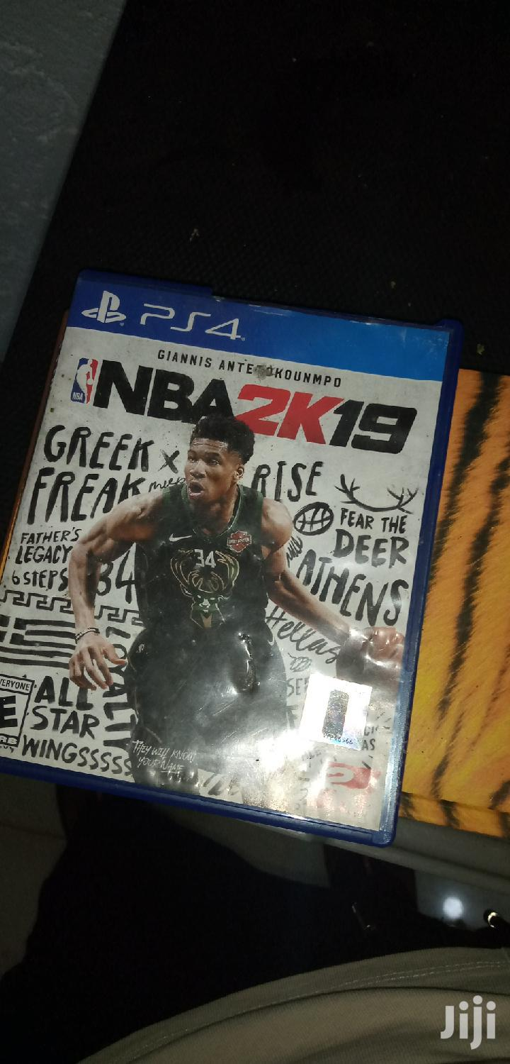 Archive: Nba 2K19 For Ps4