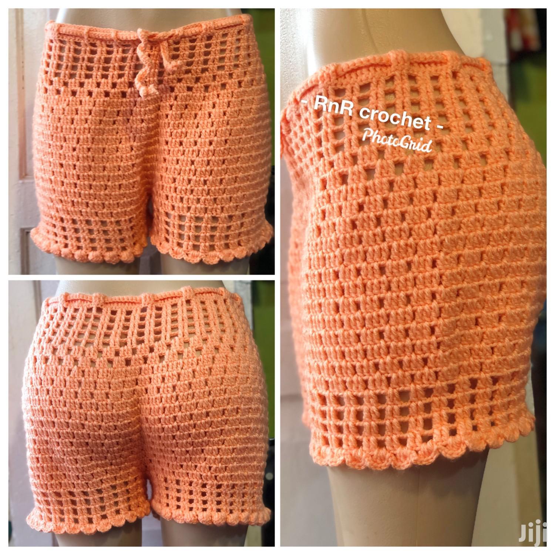 Archive: Crochet Shorts