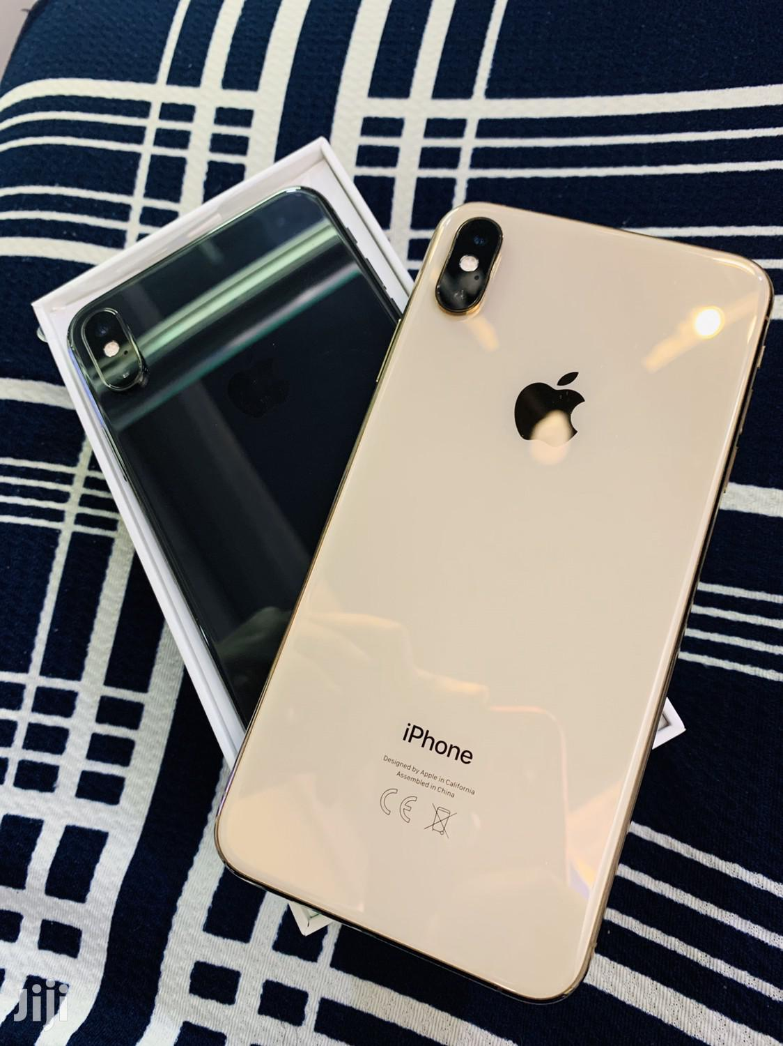 Apple iPhone XS Max 256 GB Gold | Mobile Phones for sale in Kampala, Central Region, Uganda