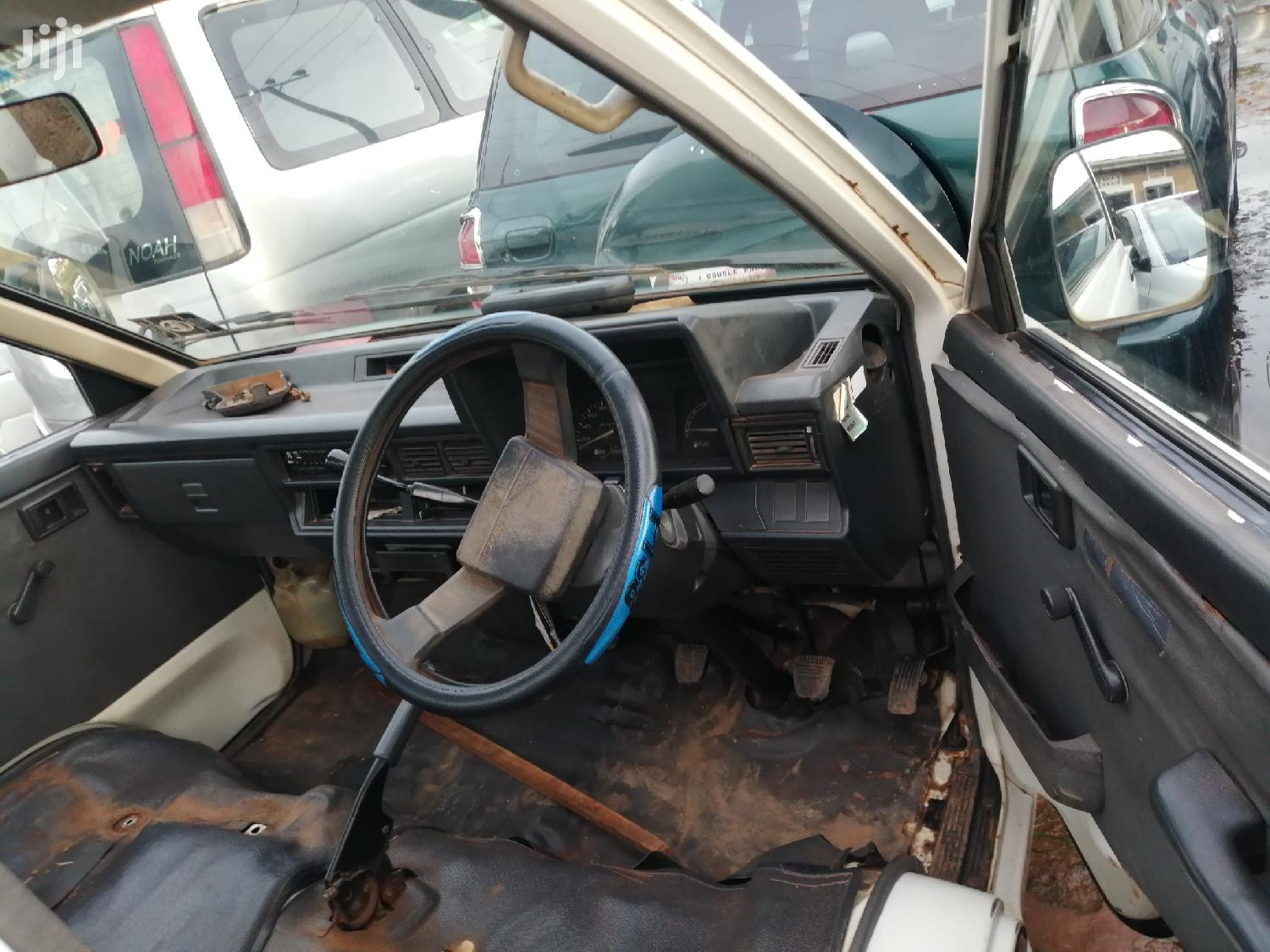 New Toyota Townace 1998 White | Cars for sale in Kampala, Central Region, Uganda