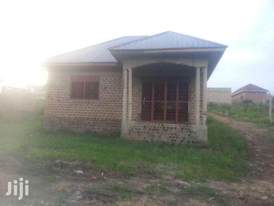 Archive: Strategically Located 2 Bedroom Shell House In Joggo Kiwango