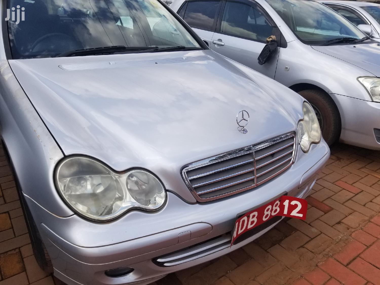 Archive: New Mercedes-Benz C180 2008 Silver