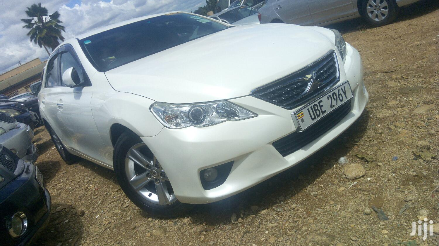 Toyota Mark X 2010 White
