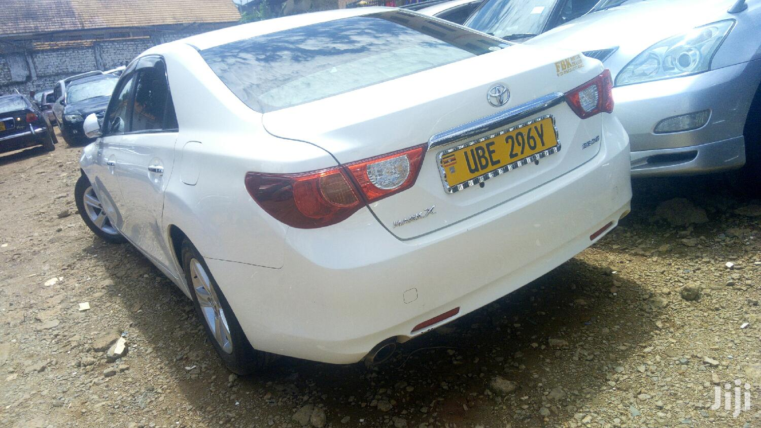 Toyota Mark X 2010 White | Cars for sale in Kampala, Central Region, Uganda