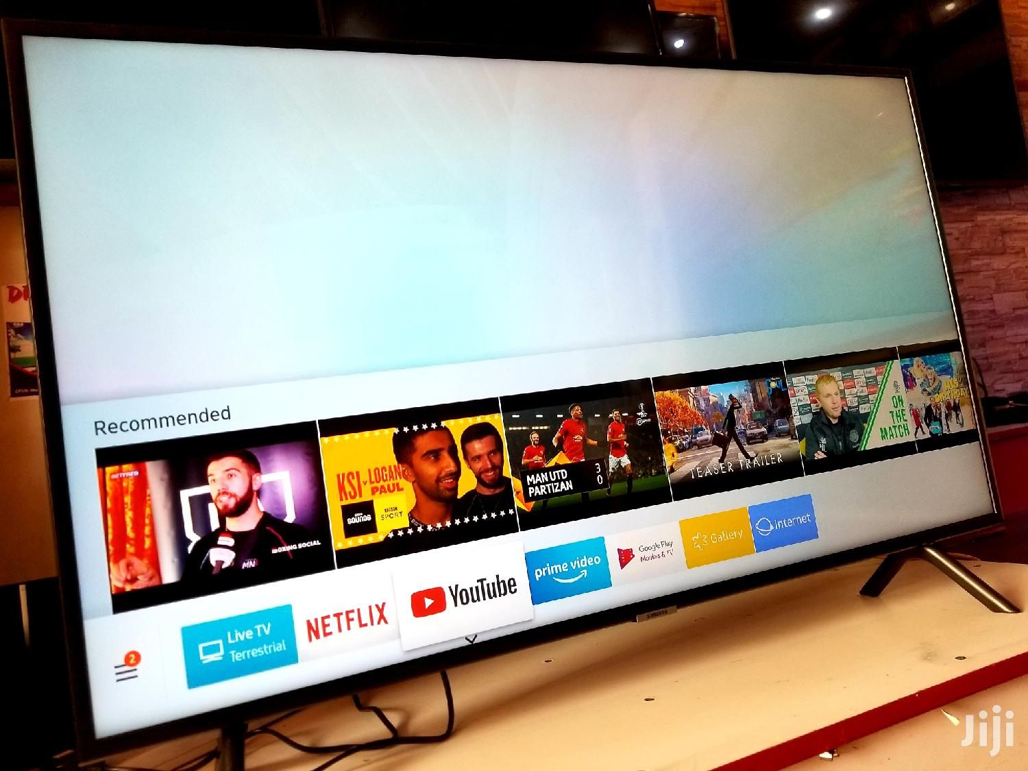 Samsung Smart UHD 4k TV 43inches