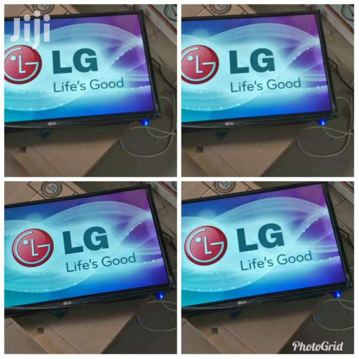 LG Flat Screen Digital Tv 32 Inches
