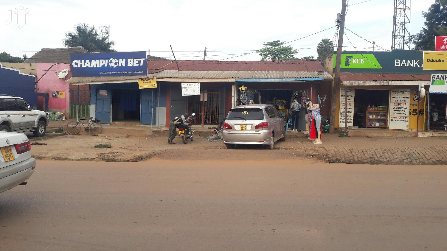 Commercial Plot for Sale on Bukoto Kisaasi Road