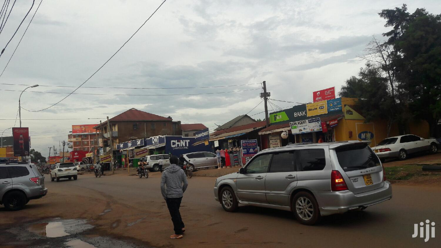 Commercial Plot for Sale on Bukoto Kisaasi Road | Land & Plots For Sale for sale in Kampala, Central Region, Uganda
