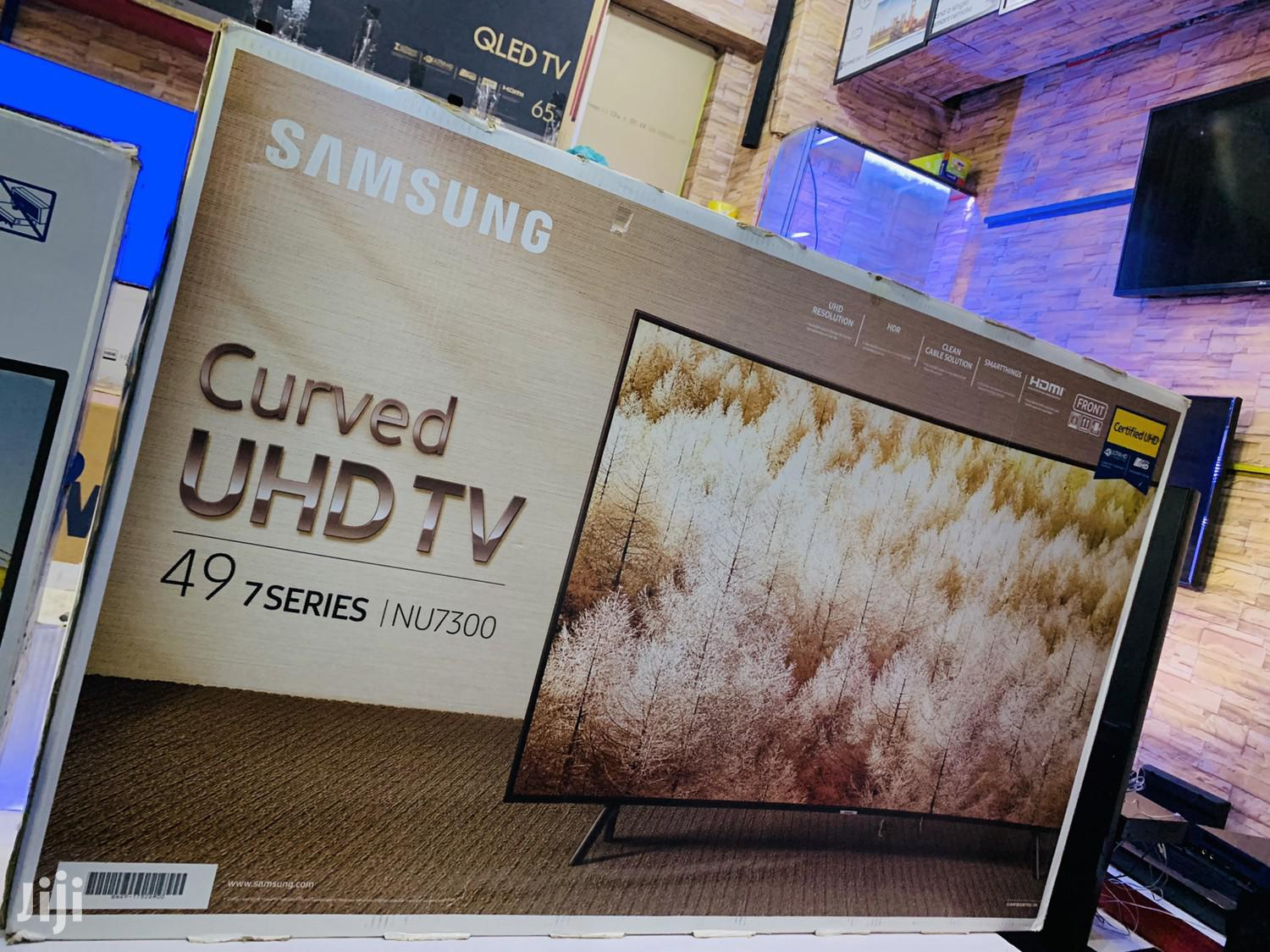 49 Inches Samsung Curve | TV & DVD Equipment for sale in Kampala, Central Region, Uganda