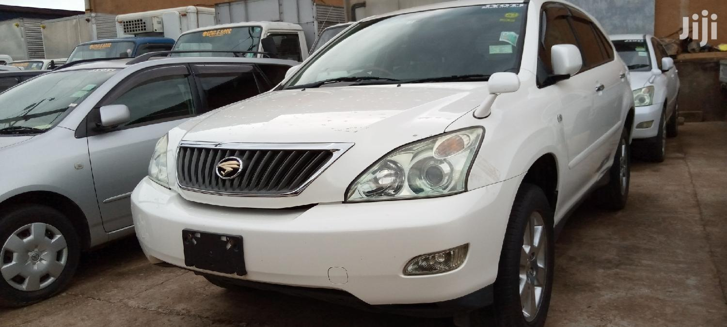 New Toyota Harrier 2006 White