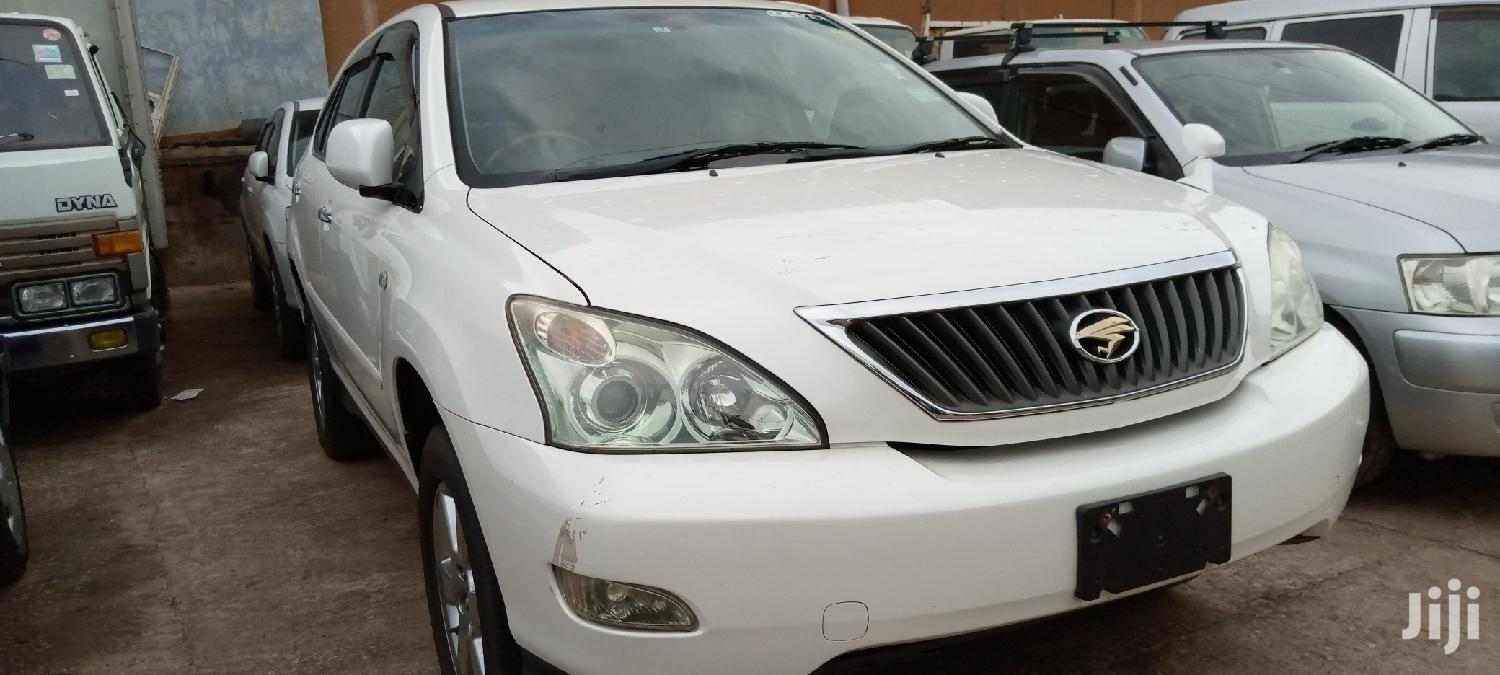 New Toyota Harrier 2006 White | Cars for sale in Kampala, Central Region, Uganda