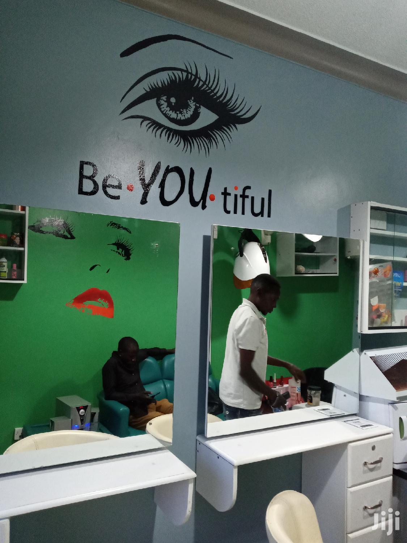 Archive: Beauty Salon In Kansanga Kawempe For Sale