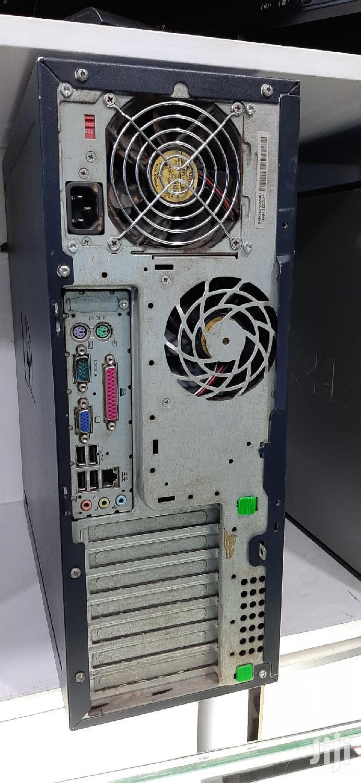 Archive: Desktop Computer HP 1GB Intel Pentium HDD 60GB