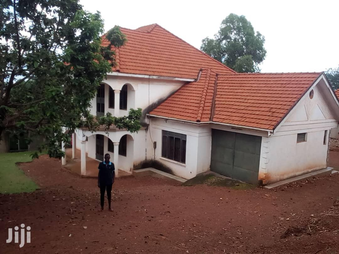 Archive: Shell House In Kitende Entebbe Road For Sale
