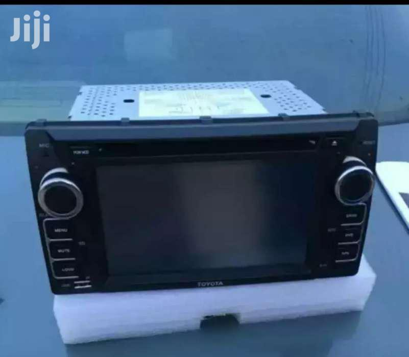 CAR RADIO TOYOTA FORMAT. | Vehicle Parts & Accessories for sale in Kampala, Central Region, Uganda