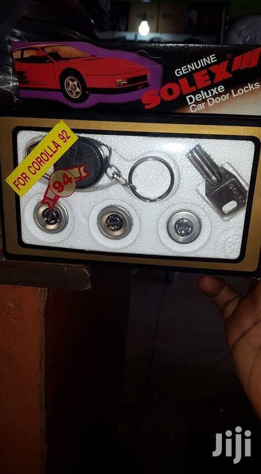 Solex Best Car Locks