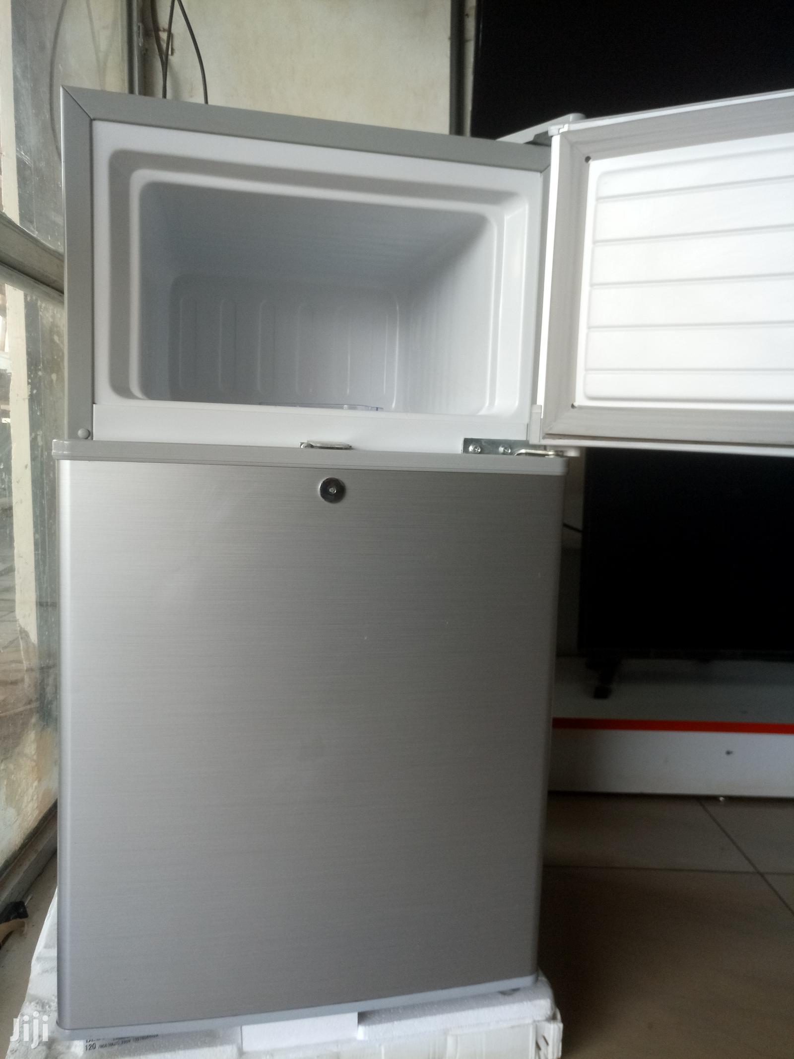 ADH 120litres Double Door Refrigerator   Kitchen Appliances for sale in Kampala, Central Region, Uganda