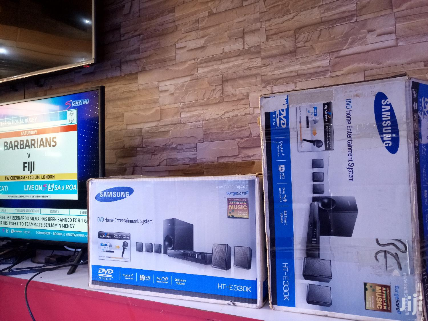Archive: Samsung Home Theatre Sound System