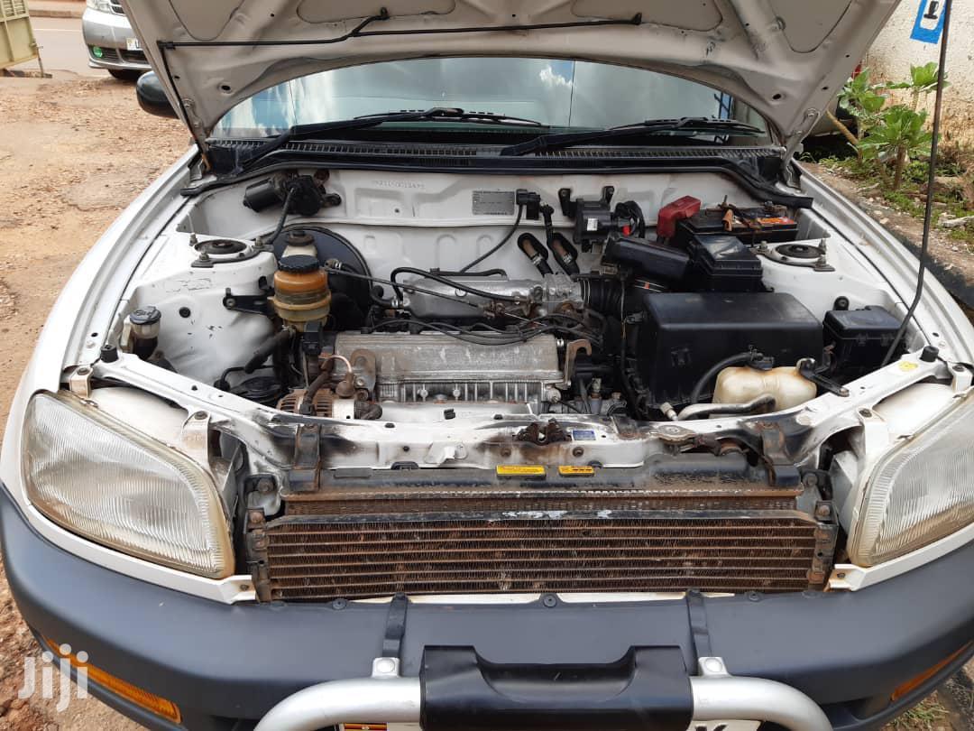 Archive: Toyota RAV4 1996 Gray