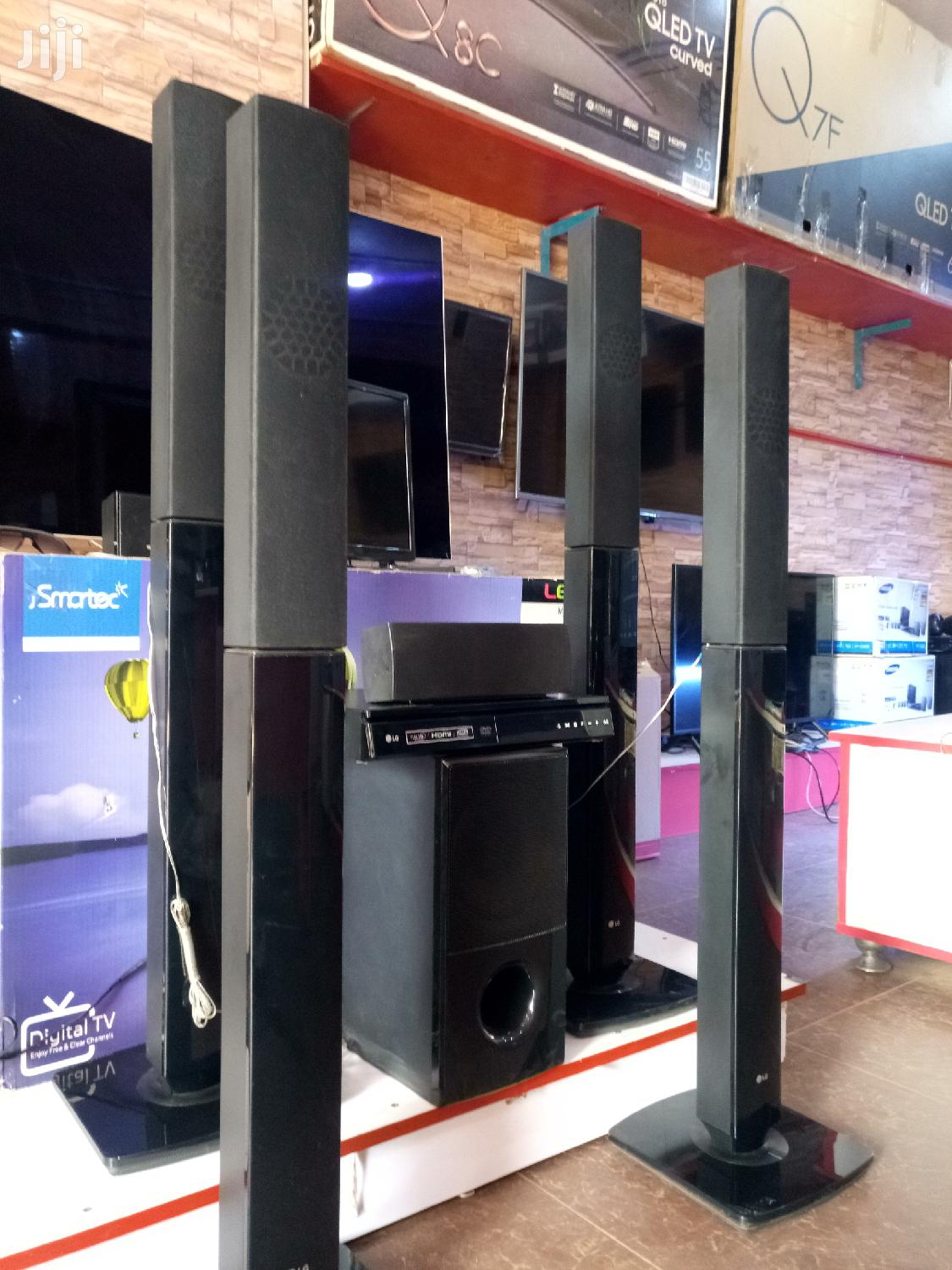 Archive: 1500 Watts LG Home Theatre Sound System