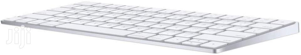Apple Magic Keyboard (Wireless Rechargeable US English Silver