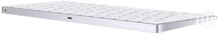 Apple Magic Keyboard (Wireless Rechargeable US English Silver | Computer Accessories  for sale in Kampala, Central Region, Uganda