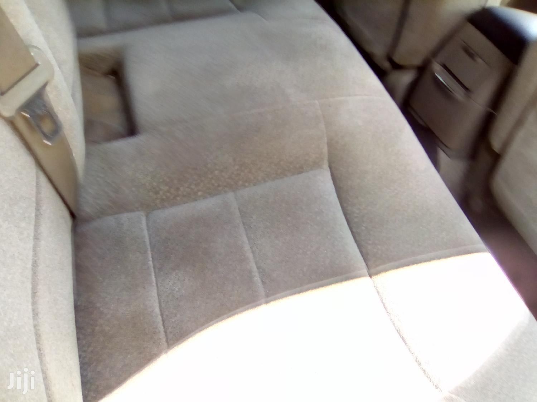 Archive: Toyota Mark II 2000 Silver