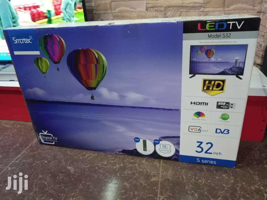 Brand New Boxed Smatec Hisense 32inches | TV & DVD Equipment for sale in Kampala, Central Region, Uganda