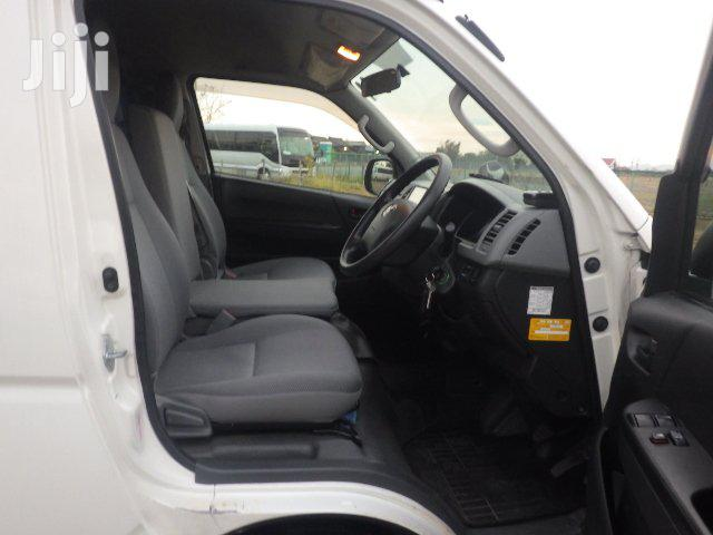 New Toyota HiAce 2008 White | Cars for sale in Kampala, Central Region, Uganda