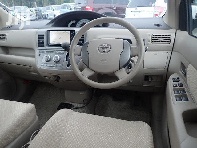 New Toyota Raum 2008 White | Cars for sale in Kampala, Central Region, Uganda