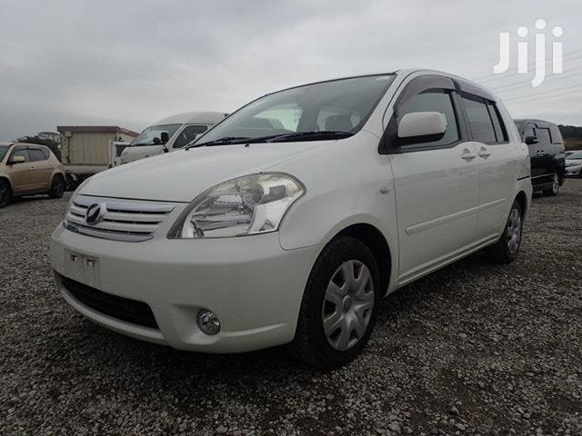 New Toyota Raum 2008 White