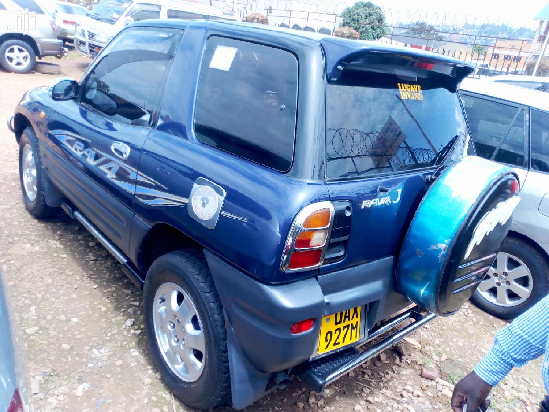 Toyota RAV4 1998 Cabriolet Blue   Cars for sale in Kampala, Central Region, Uganda