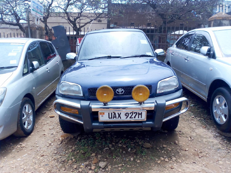 Toyota RAV4 1998 Cabriolet Blue