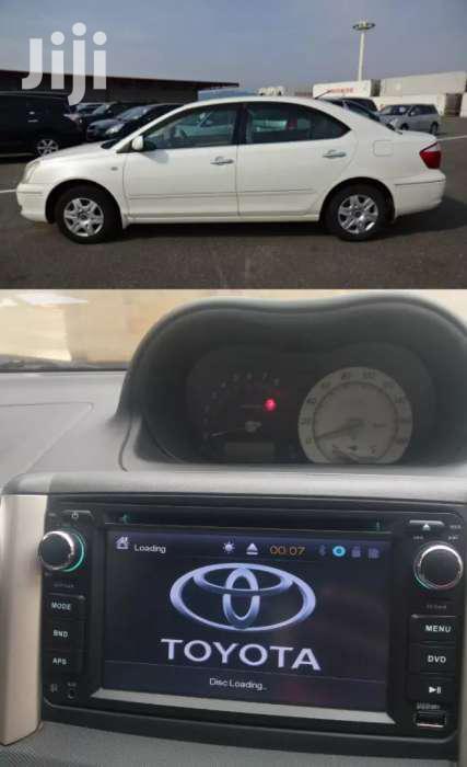 Toyota Brand New Car Radio